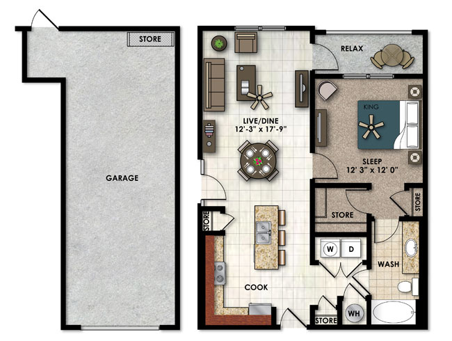 apartment in miramar