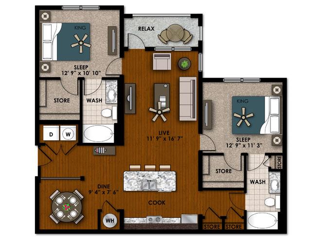 apartment in miramar