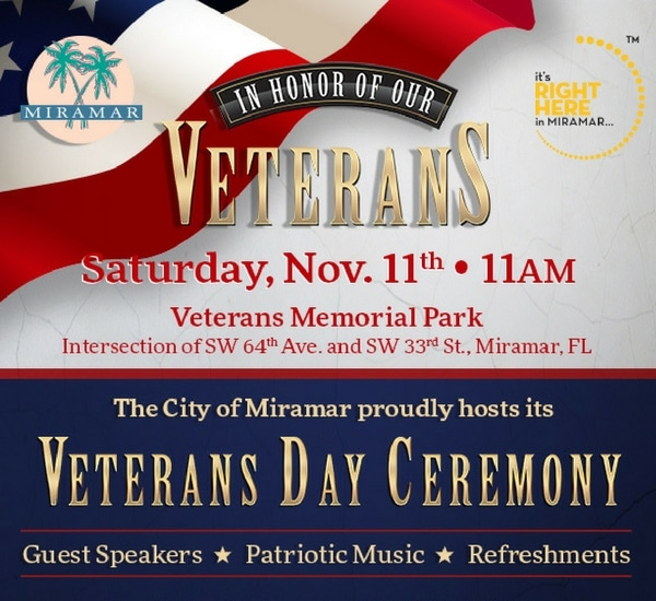Apartments For Rent In Miramar: Would Like To Nominate A Veteran Living Or Working
