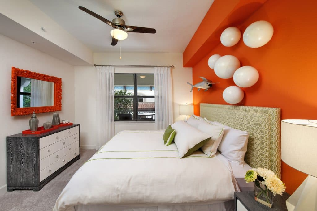 Two Bedroom Apartment Furniture-Miramar Park Apartments, Miramar FL