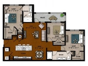 Three Bedroom Apartment For Rent in Miramar